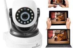 Kamera pro psy a kočky Eyenimal Pet Vision Live HD