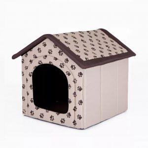 Textilní bouda pro psy
